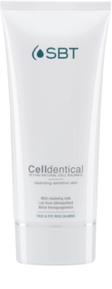 SBT Celldentical почистващо и отстраняващо грим мляко без парфюм
