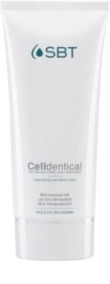 SBT Celldentical čistilno mleko za odstranjevanje ličil brez dišav