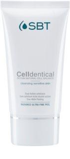 SBT Celldentical čistilni piling gel brez dišav