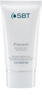 SBT Prevent Nourishing Cream against First Wrinkles With Moisturizing Effect