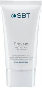 SBT Prevent hranilna krema proti prvim gubam z vlažilnim učinkom