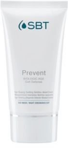 SBT Prevent Intensive Moisturizing and Nutrify Mask Against The First Signs of Skin Aging