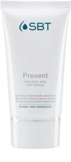 SBT Prevent intenzíven hidratáló és tápláló maszk a bőröregedés első jeleinek eltüntetésére