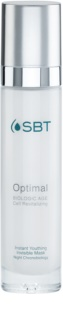 SBT Optimal Renewing Night Cream Mask with Anti-Ageing Effect