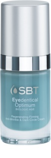 SBT Optimum Eyedentical serum za oči proti gubam in temnim kolobarjem