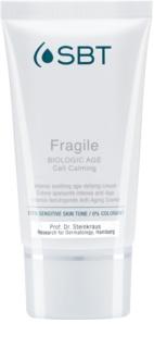 SBT Fragile nyugtató nappali krém érzékeny és irritált bőrre
