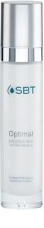 SBT Optimal krem odżywczo-nawilżający przeciw starzeniu się