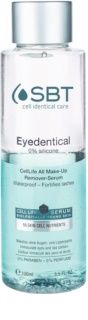 SBT Celldentical Eyedentical Augen Make-up Entferner für besonders wasserfestes Make-up