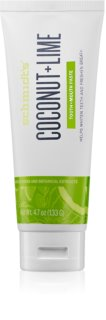 Schmidt's Coconut + Lime dentifrice naturel