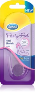 Scholl Party Feet Heel Shields Gel Kussentjes  voor Hielen