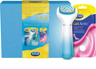 Scholl Velvet Smooth coffret II.