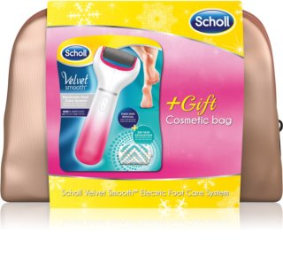 Scholl Velvet Smooth set cadou IV.
