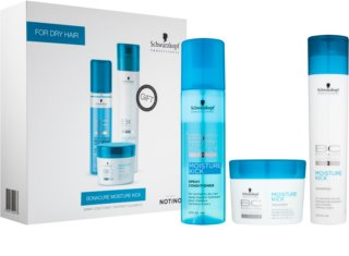 Schwarzkopf Professional BC Bonacure Moisture Kick kosmetická sada pro normální až suché vlasy