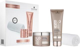 Schwarzkopf Professional Blondme lote cosmético I.