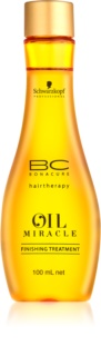 Schwarzkopf Professional BC Bonacure Oil Miracle Argan Oil Finishing Treatment For Thick, Coarse And Dry Hair