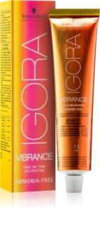Schwarzkopf Professional IGORA Vibrance βαφή μαλλιών