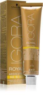 Schwarzkopf Professional IGORA Royal Absolutes Age Blend боя за коса