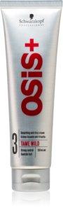 Schwarzkopf Professional Osis+ Tame Wild uhladzujúci krém proti krepateniu