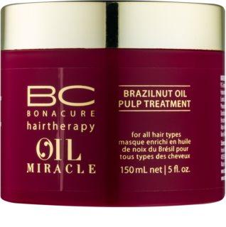Schwarzkopf Professional BC Bonacure Oil Miracle Brazilnut Oil maska na vlasy pre všetky typy vlasov