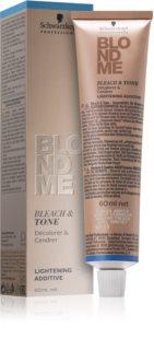 Schwarzkopf Professional Blondme additif décolorer & cendrer