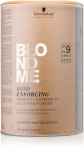Schwarzkopf Professional Blondme Premium Lightening 9+ Dust-Free Powder