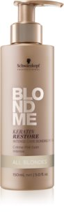 Schwarzkopf Professional Blondme Intensive Treatment For All Types Of Blonde Hair