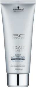 Schwarzkopf Professional BC Bonacure Scalp Genesis Hair Activating Shampoo For Thinning Hair
