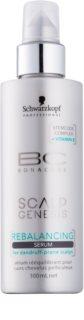 Schwarzkopf Professional BC Bonacure Scalp Genesis megújító szérum az érzékeny fejbőr egyensúlyának visszaállításáért