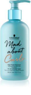 Schwarzkopf Professional Mad About Curls sampon delicat pentru parul cret