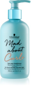 Schwarzkopf Professional Mad About Curls condicionador