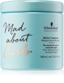 Schwarzkopf Professional Mad About Curls βαθιά θρεπτική μάσκα