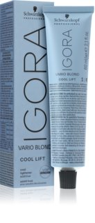 Schwarzkopf Professional IGORA Vario Blond Hair Color