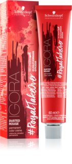 Schwarzkopf Professional IGORA #RoyalTakeOver Dusted Rouge Permanent Hair Dye