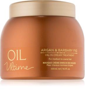 Schwarzkopf Professional Oil Ultime  tratamiento con aceite de argán para cabello áspero
