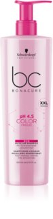 Schwarzkopf Professional pH 4,5 BC Bonacure Color Freeze champô micelar para cabelo pintado