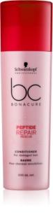 Schwarzkopf Professional BC Bonacure Repair Rescue Conditioner für beschädigtes Haar
