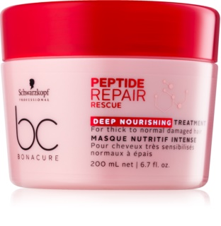 Schwarzkopf Professional BC Bonacure Repair Rescue Mask for Dry and Damaged Hair