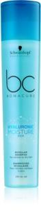 Schwarzkopf Professional BC Bonacure Moisture Kick shampoing micellaire pour cheveux secs