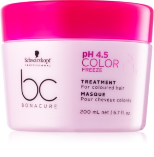 Schwarzkopf Professional pH 4,5 BC Bonacure Color Freeze mascarilla para cabello teñido