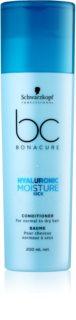 Schwarzkopf Professional BC Bonacure Moisture Kick Conditioner Für normales bis trockenes Haar