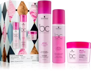 Schwarzkopf Professional BC Bonacure pH 4,5 Color Freeze poklon set (za obojenu kosu)