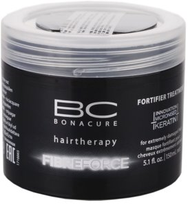 Schwarzkopf Professional BC Bonacure Fibreforce mascarilla para cabello extremadamente dañado