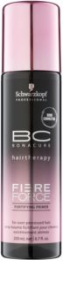 Schwarzkopf Professional BC Bonacure Fibreforce Strengthening Leave-In Care For Damaged Hair