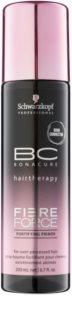 Schwarzkopf Professional BC Bonacure Fibreforce soin fortifiant sans rinçage pour cheveux abîmés