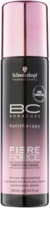 Schwarzkopf Professional BC Bonacure Fibreforce stärkende spülfreie Pflege für beschädigtes Haar