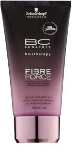 Schwarzkopf Professional BC Bonacure Fibreforce mlijeko bez ispiranja za veoma oštećenu kosu