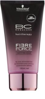 Schwarzkopf Professional BC Bonacure Fibreforce Haarmilch ohne Ausspülen für stark geschädigtes Haar