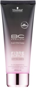 Schwarzkopf Professional BC Bonacure Fibreforce Energising Shampoo For Damaged Hair