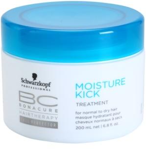 Schwarzkopf Professional BC Bonacure Moisture Kick maseczka nawilżająca do włosów normalnych i suchych