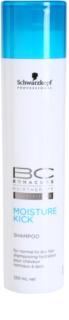 Schwarzkopf Professional BC Bonacure Moisture Kick hydratační šampon pro normální až suché vlasy